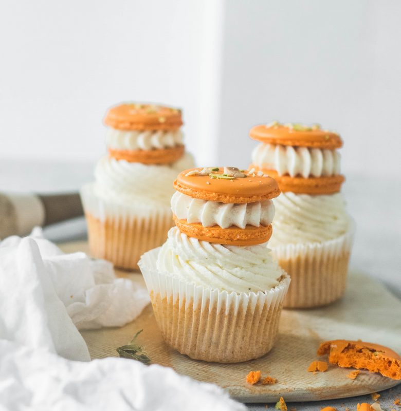 gajar halwa cupcakes - the cupcake confession-1